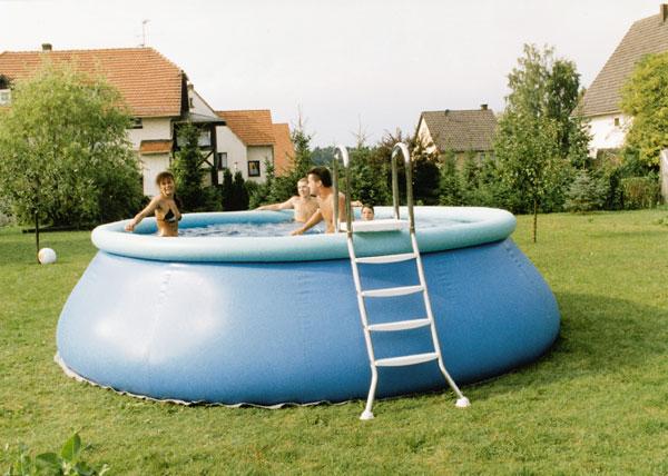 uppblåsbar pool